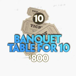 10 Banquet Table