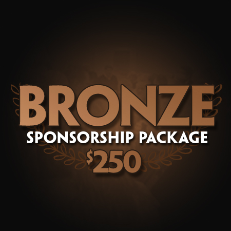 Bronze Sponsorship Package