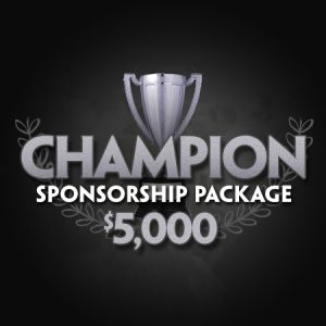 Champion Sponsorship Package