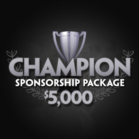 Champion Sponsorship Package